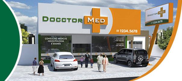 Por que a Docctor Med é uma franquia de sucesso?