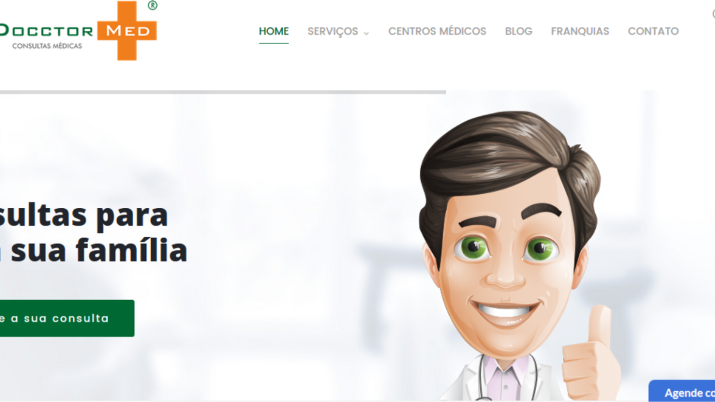 Docctor Med, investe em novo Site