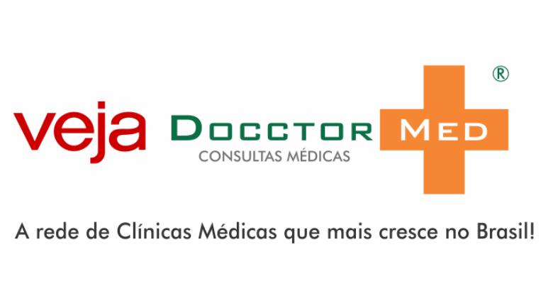 Docctor Med é destaque na revista Veja Nacional de 08/02/17