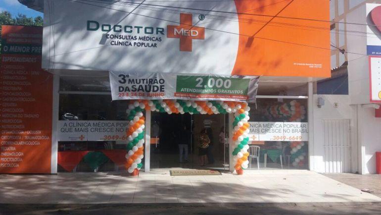 Mutirão da Saúde realiza mais de 2000 atendimentos médicos