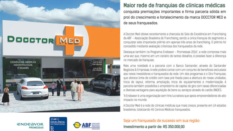Docctor Med na Revista Época