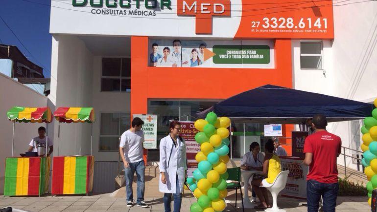 Mutirão da Saúde Docctor Med Serra/ES