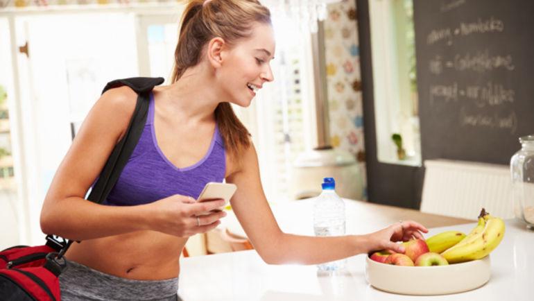 Alimentos mais indicados após uma atividade física.