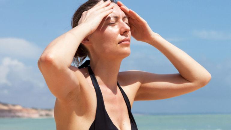 5 doenças mais comuns nos dias quentes.