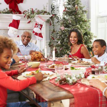 8 dicas de alimentação durante a época de festas