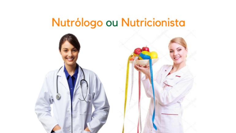 Qual a diferença entre um nutricionista e um nutrólogo?