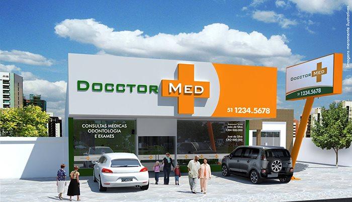 Docctor Med realiza treinamento para novos franqueados.