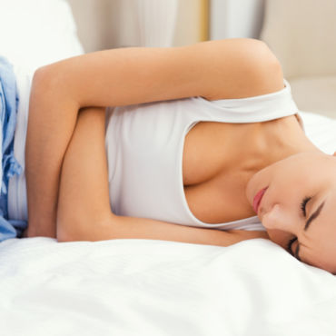 Você já sofreu com dismenorreia? (dor menstrual forte)