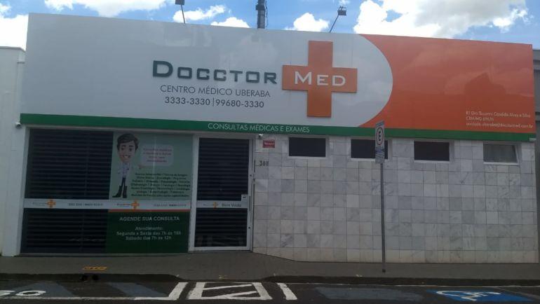 Docctor Med Uberaba oferece atendimento médico e exames no Triângulo Mineiro