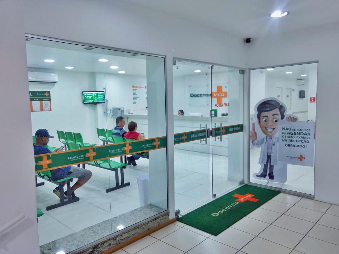 Petrópolis conta com uma Docctor Med