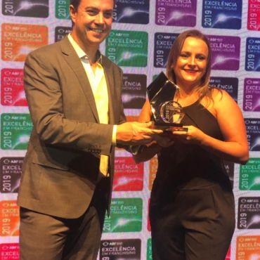 Docctor Med recebe o prêmio Selo de Excelência em Franchising 2019