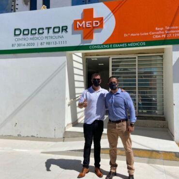CEO da Docctor Med visita franquias de Norte a Sul do país